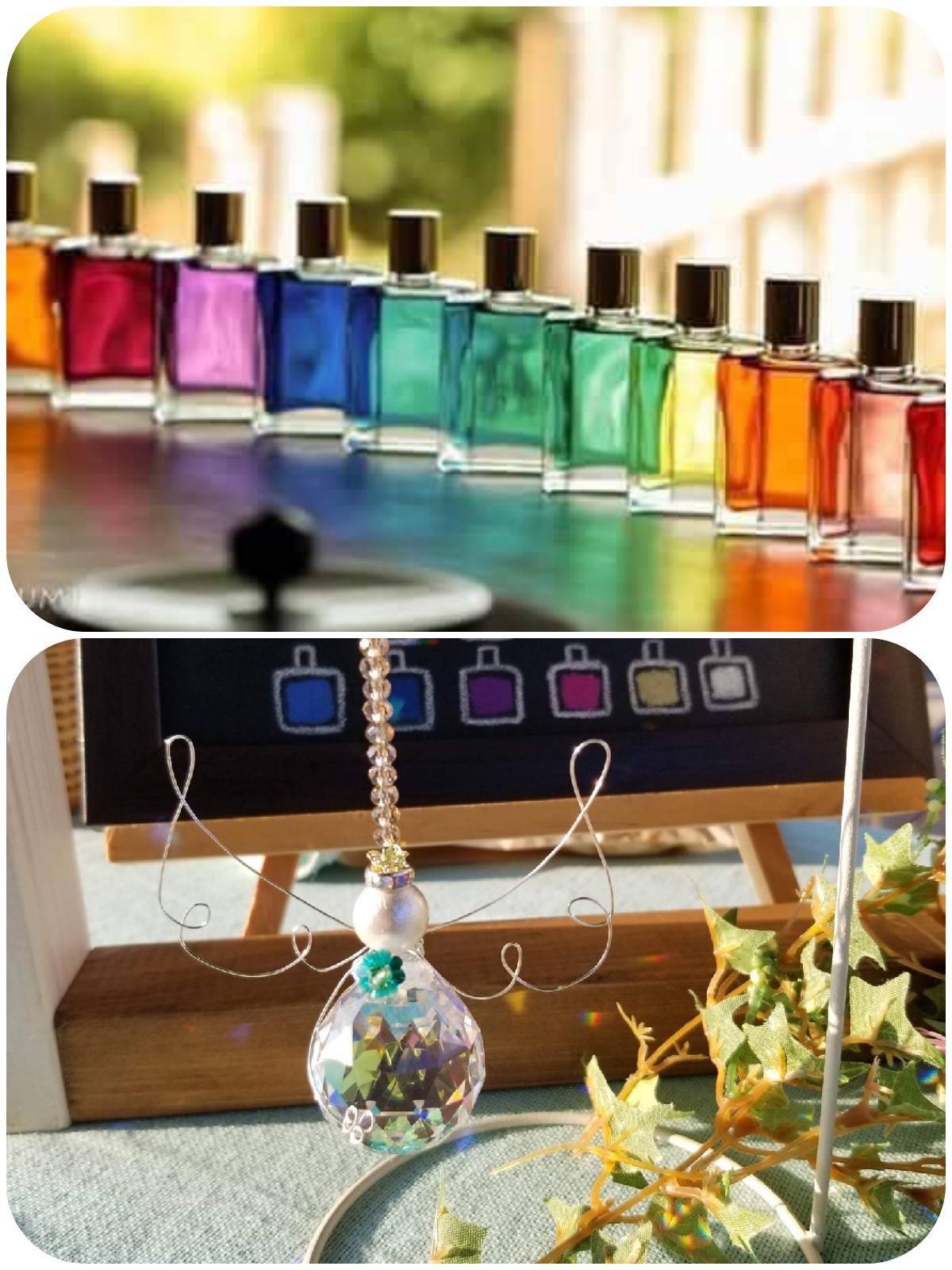 色と香りと虹の店フローライト・画像